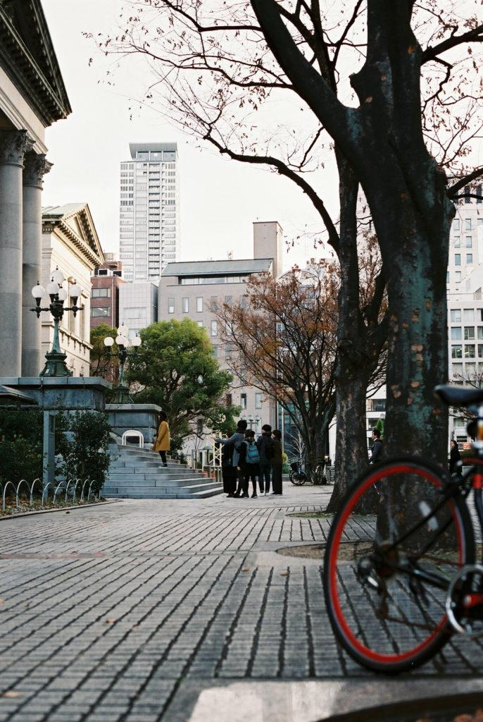 大阪中之島散策