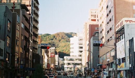 フィルムカメラって楽しい!神戸街歩きで予想外の結末・・・