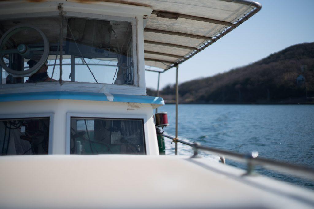 渡し舟アップ