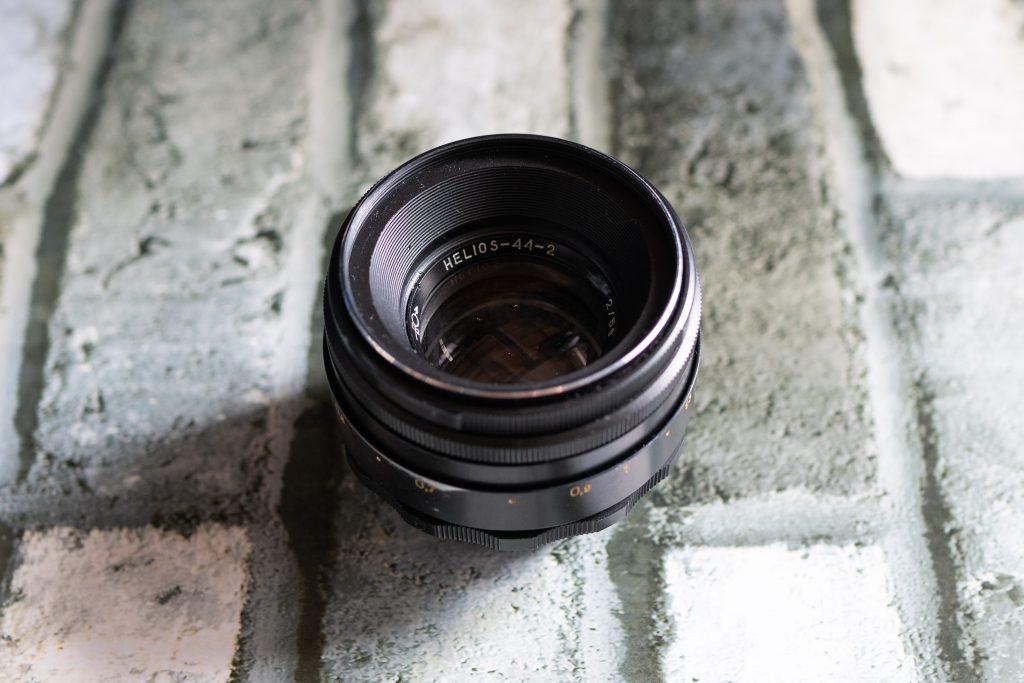 Helios-44-2 58mm F2本体