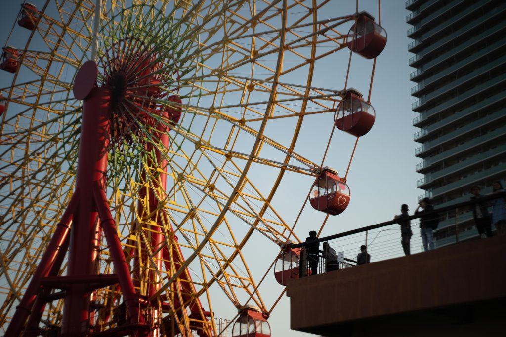 神戸の観覧車