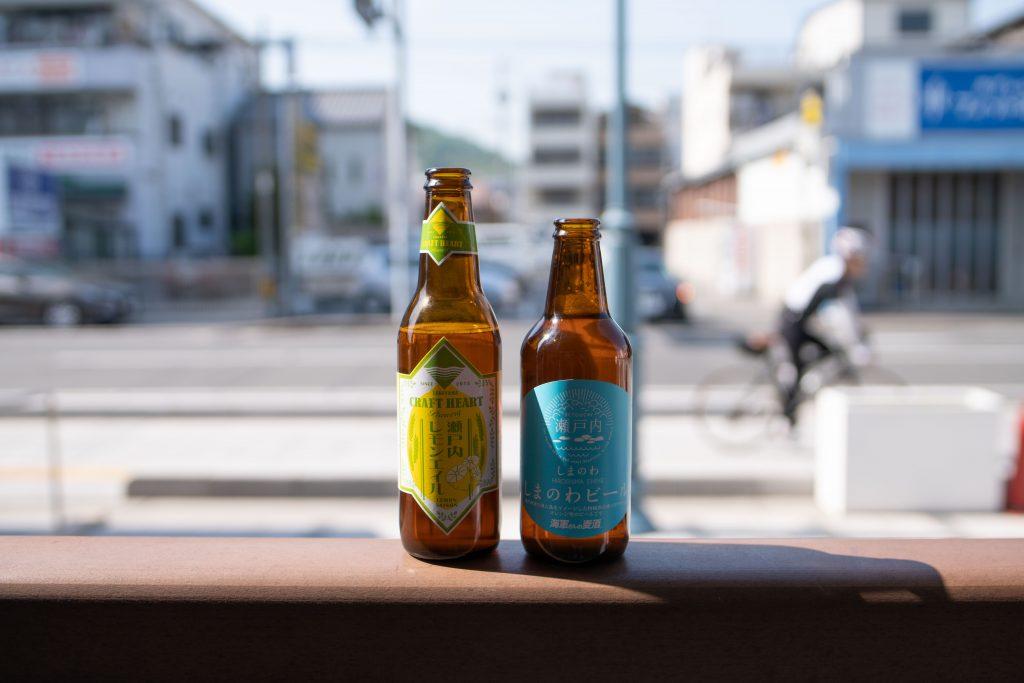 しまのわビール・瀬戸内レモンエイル