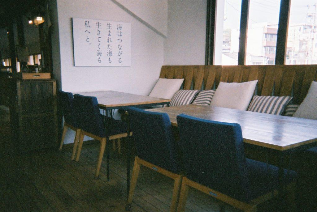 尾道のカフェ