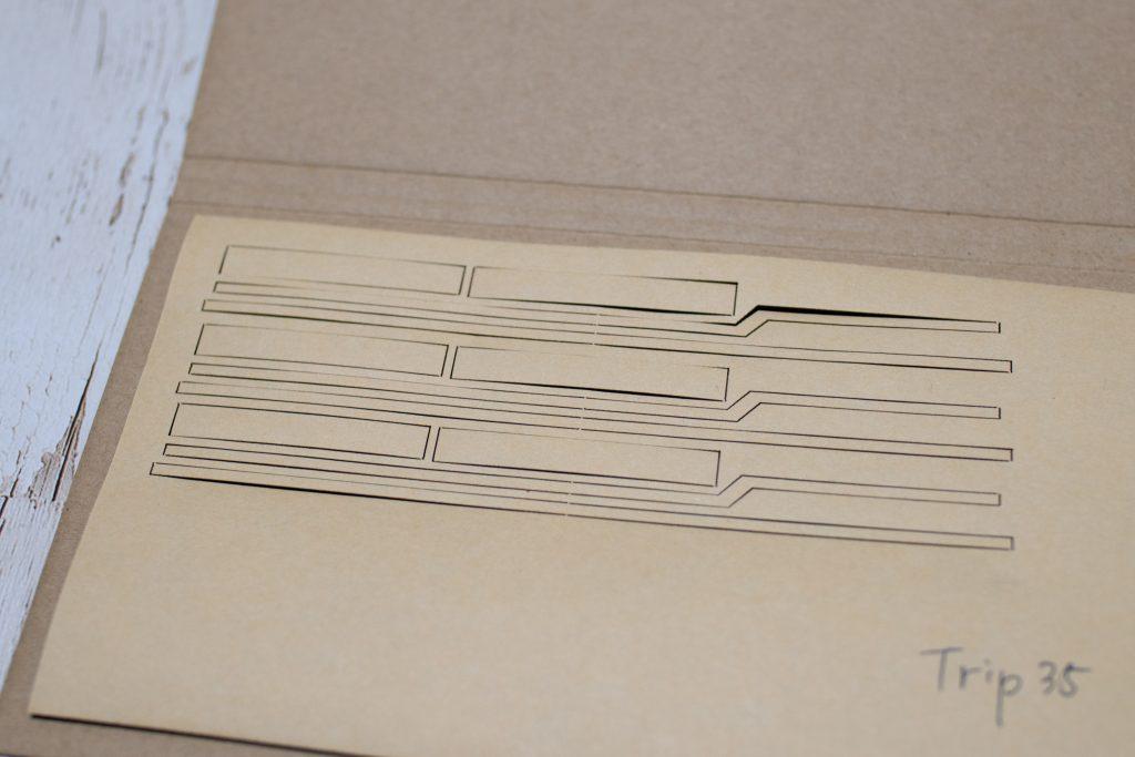 OLYMPUS TRIP35用モルト貼り替えキット