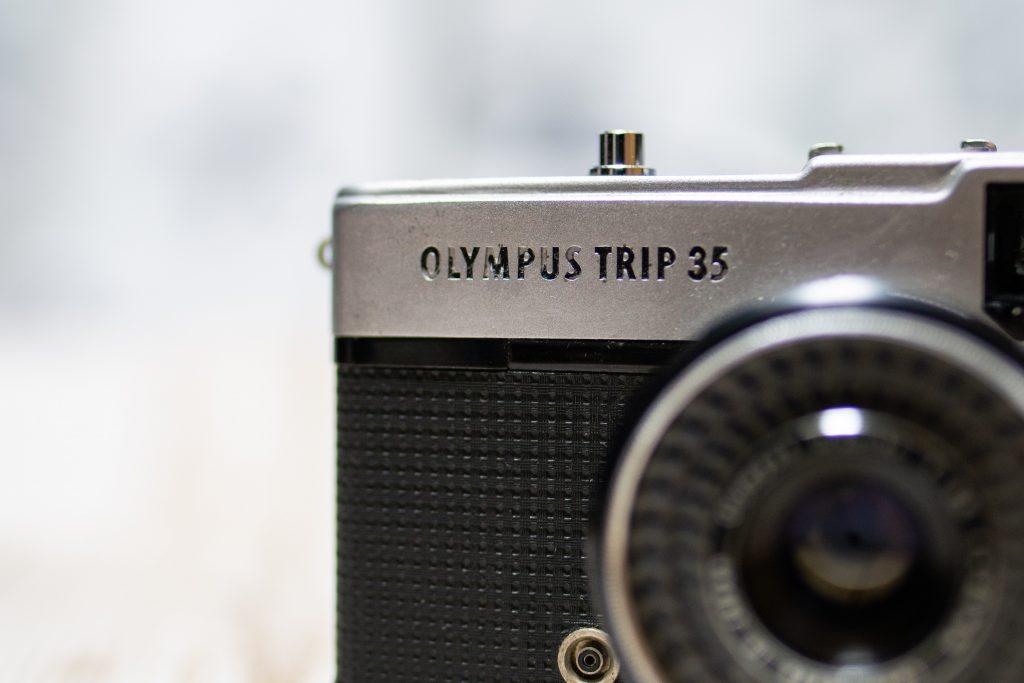 OLYMPUS TRIP35