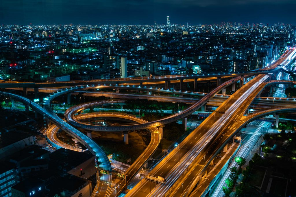 東大阪市役所展望台