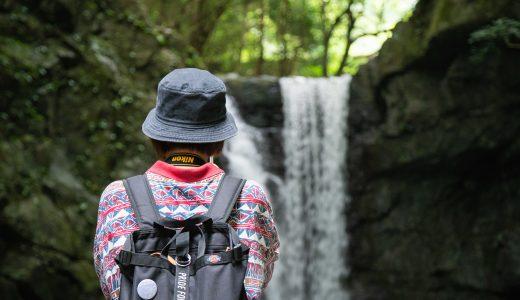 滝畑四十八滝のひとつ「光滝(こうたき)」は森林浴の穴場スポットだった【大阪府河内長野市】