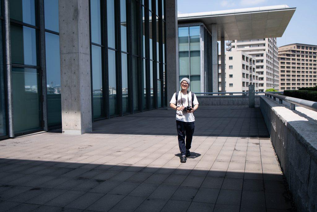 たけさんぽ神戸 兵庫県立美術館