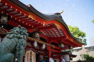 たけさんぽ神戸 生田神社