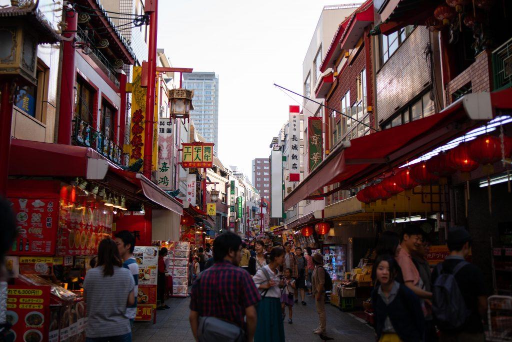 たけさんぽ神戸 南京町