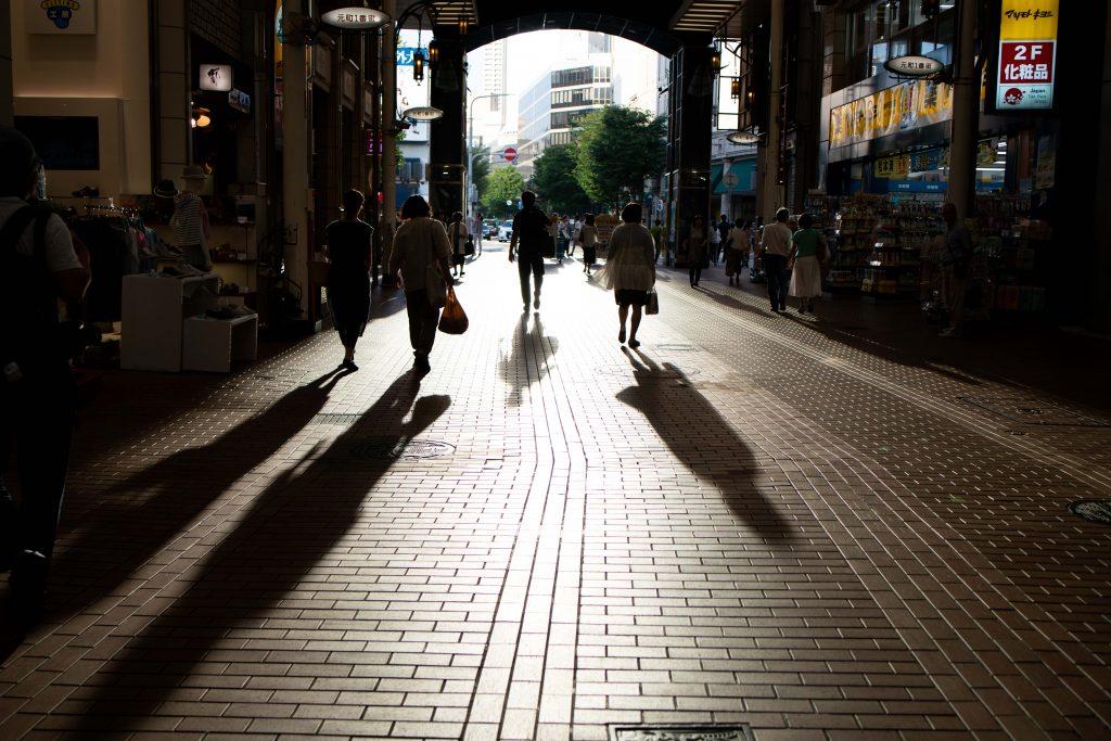 たけさんぽ神戸 三宮センター街