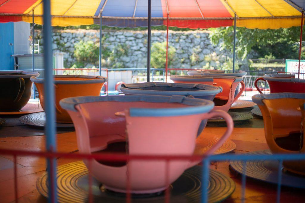 姫路市立動物園のコーヒーカップ