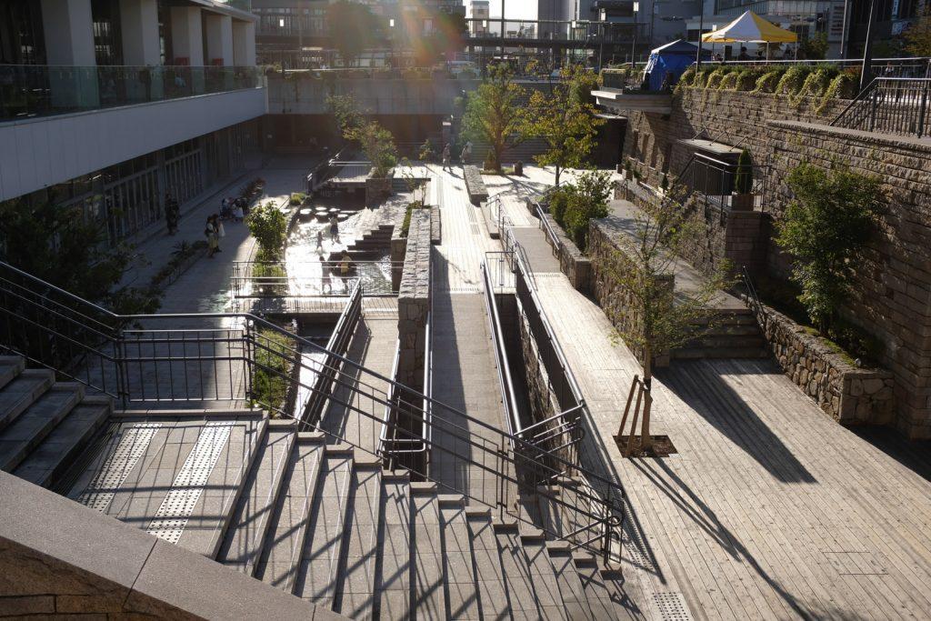 フェスタの階段