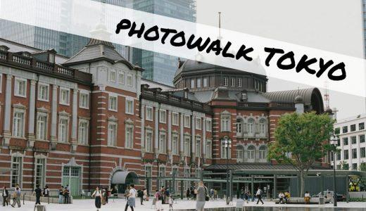 フィルムカメラを片手に、東京のフォトスポット巡り【有楽町・銀座・築地】