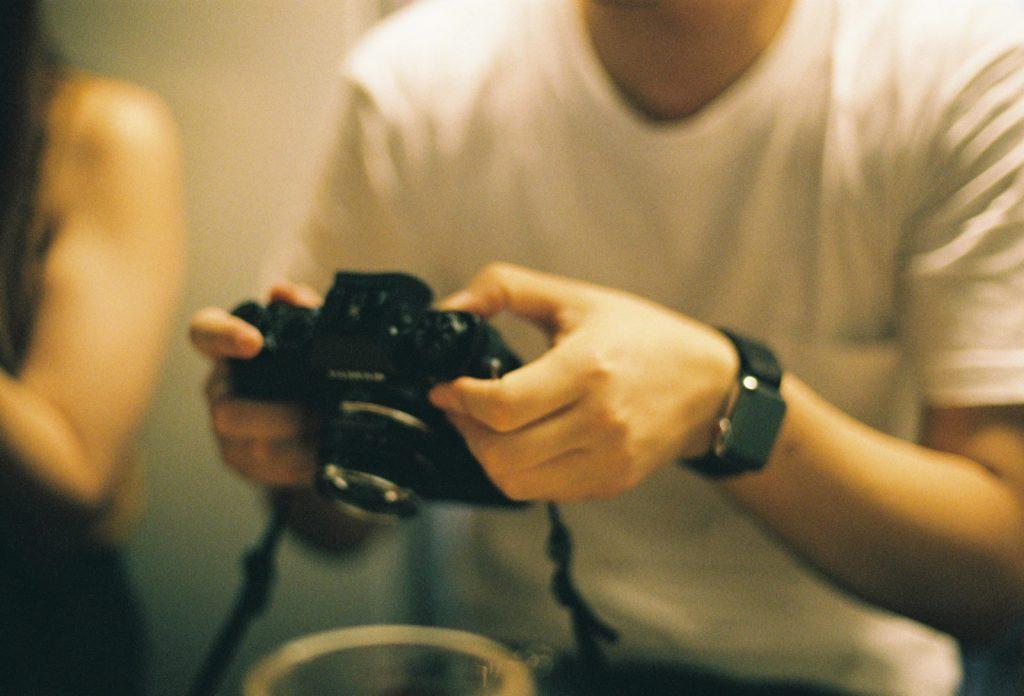 FUJIFILMカメラ