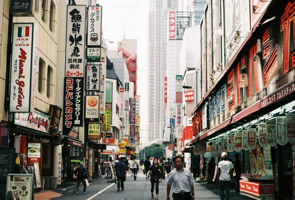 新宿ヨドバシカメラ