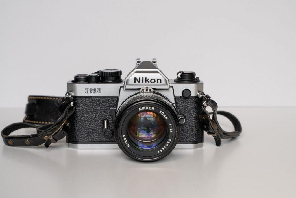 Nikon NewFM2 外観