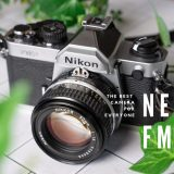 Nikon NewFM2 アイキャッチ