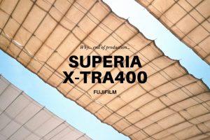 SUPERIA X-TRA400 アイキャッチ