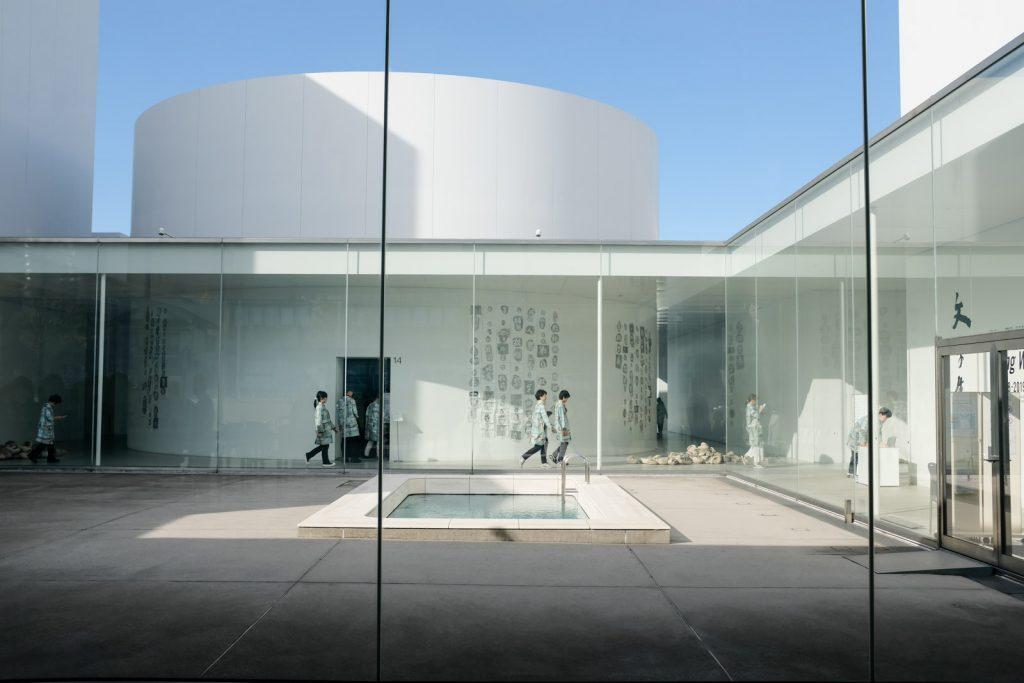 21世紀美術館の制服