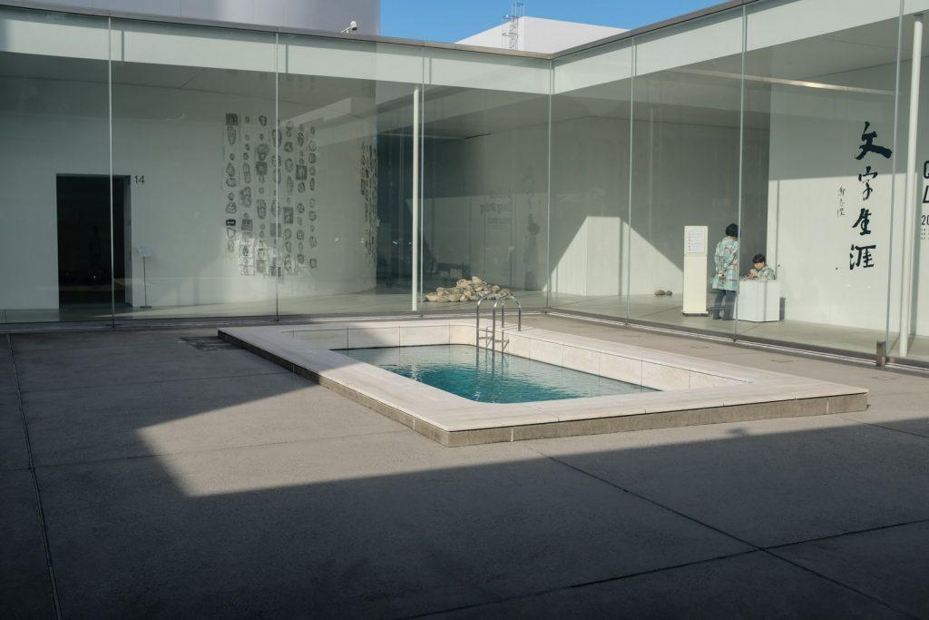 レアンドロ・エルリッヒのプール