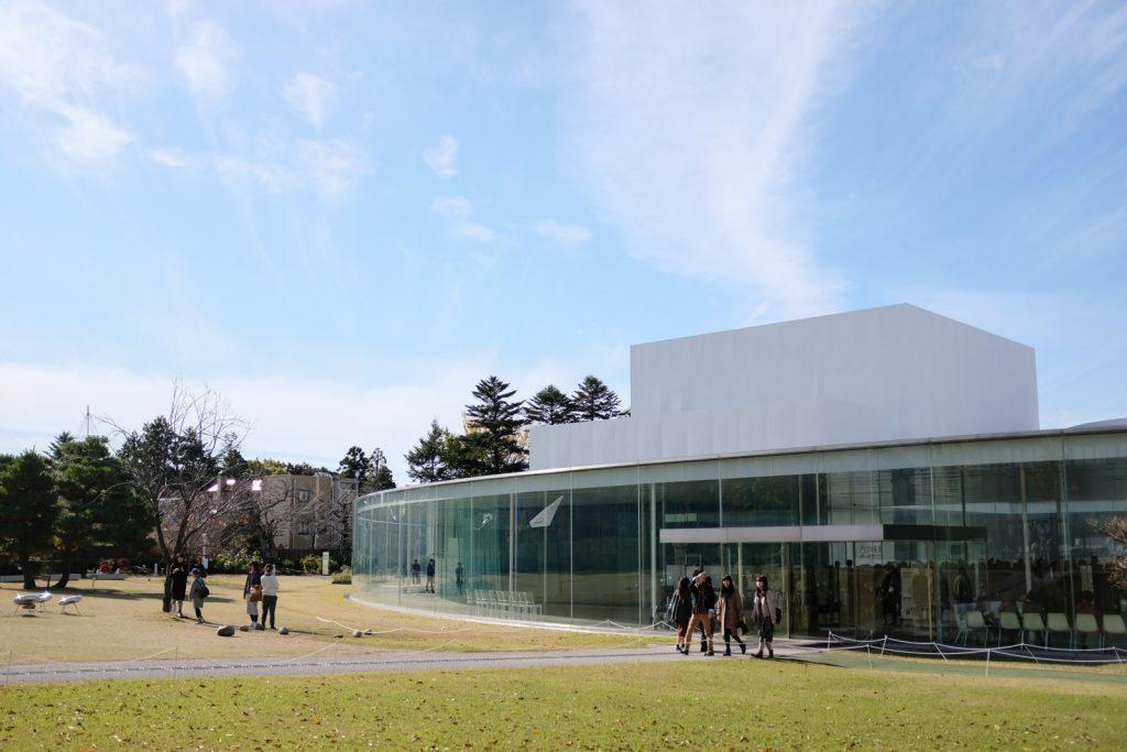 21世紀美術館外観