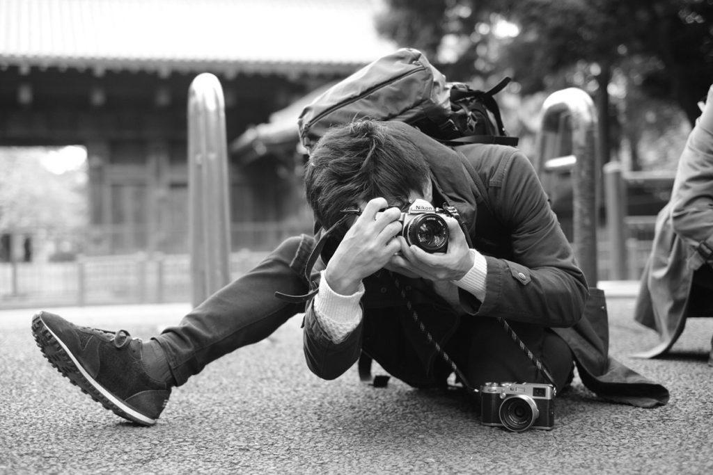しゅんさんぽのカメラ