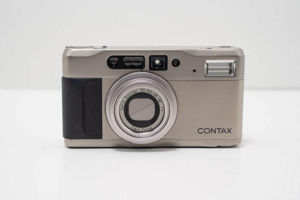 CONTAX TVS II 外観