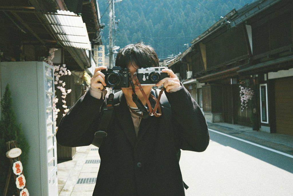 たこさんカメラマン
