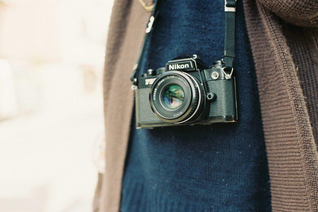 Nikonフィルム機