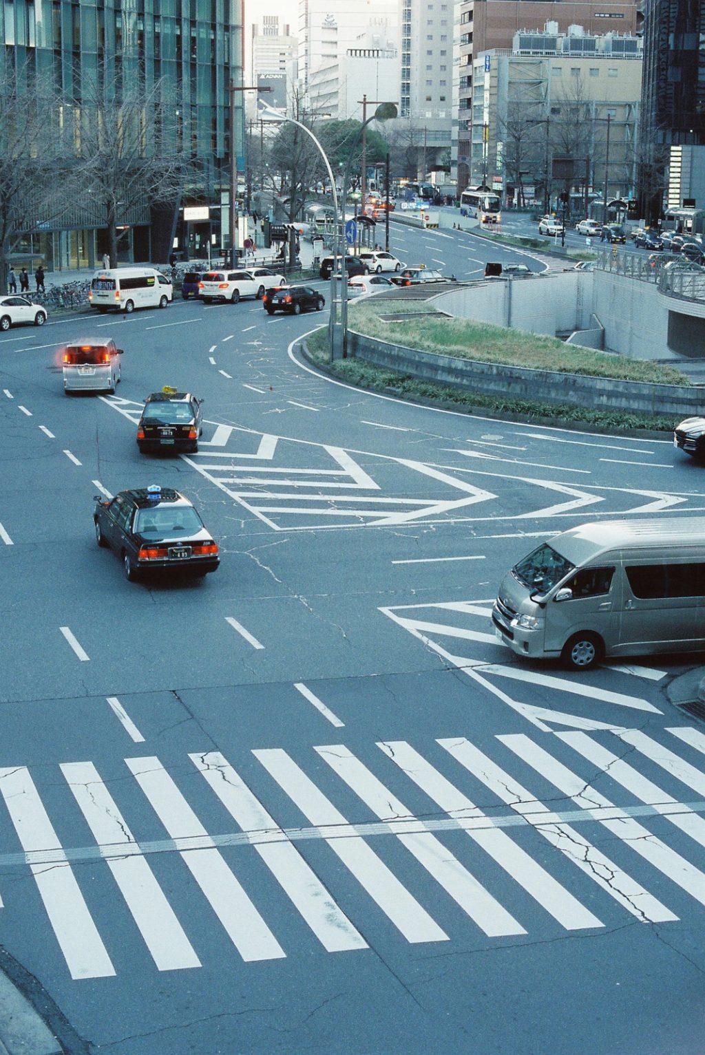 名古屋駅前道路
