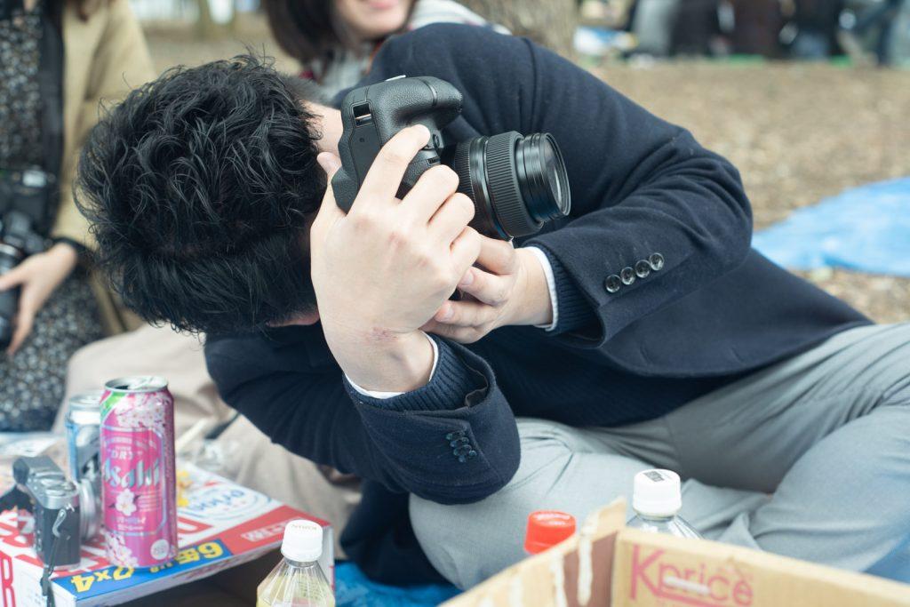 強いカメラ