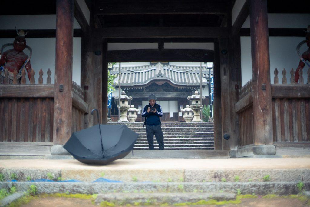 雨の国前寺