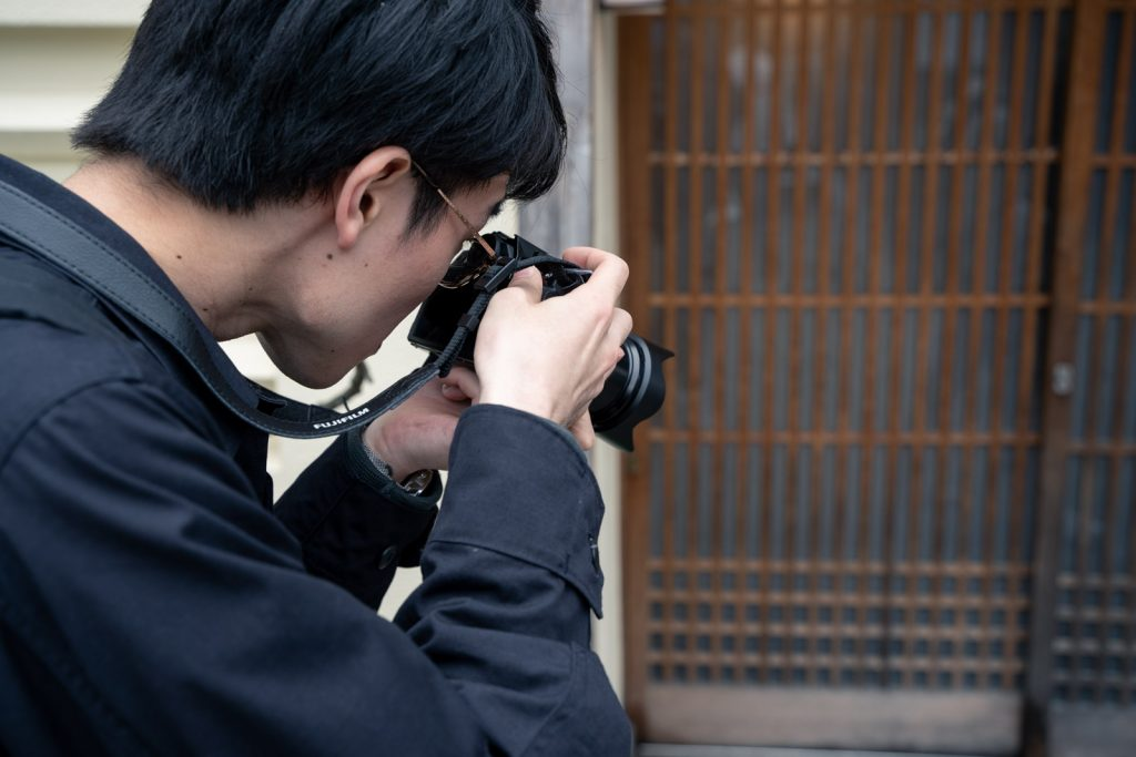 京都を撮る