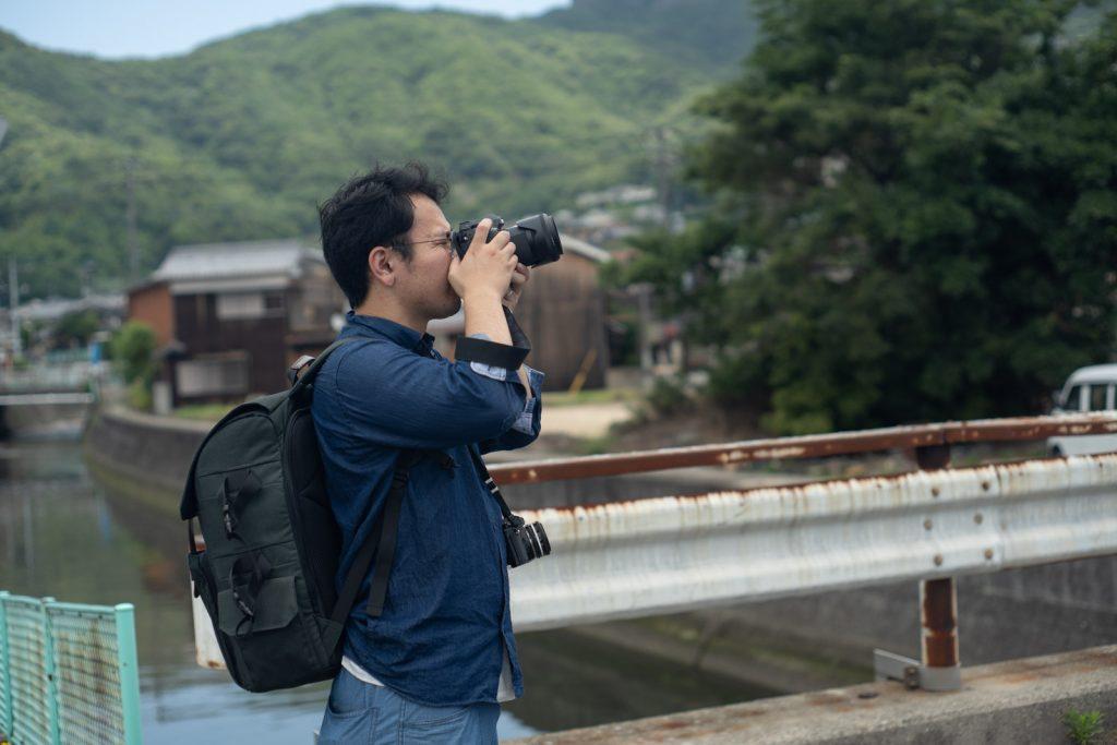 凄腕カメラマン