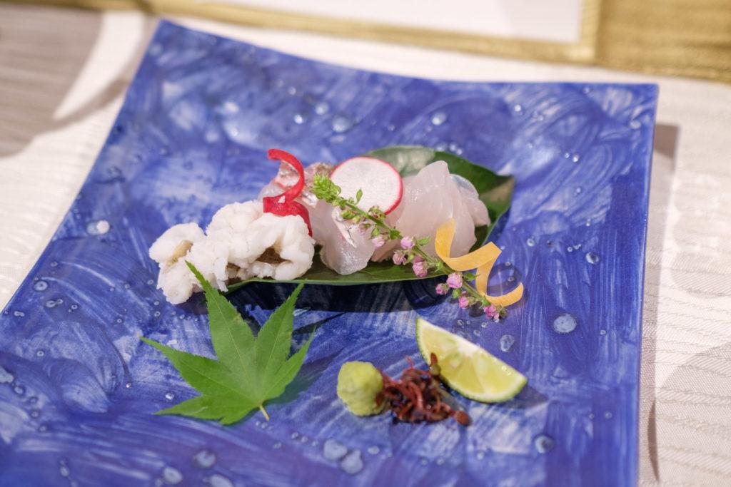 けひの海 夕食