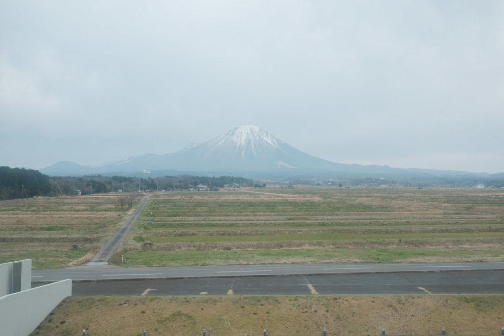 鳥取 大山