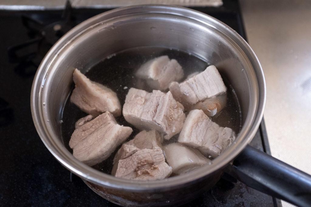 豚の角煮 レシピ