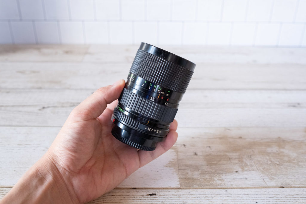 New FD35-70mm F4