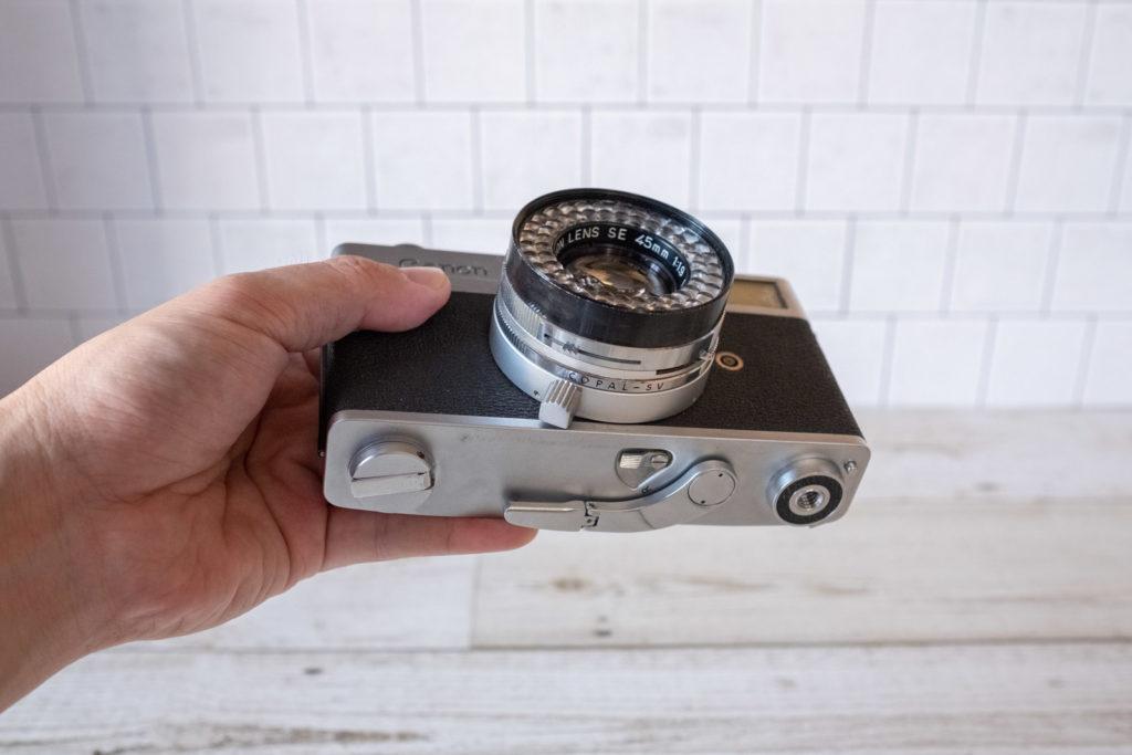 Canonet 使い方