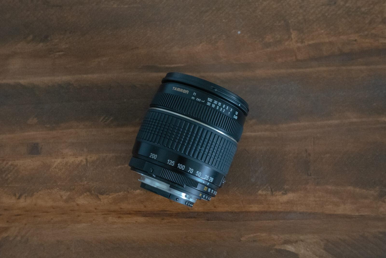TAMRON 28-200mm F3.8-5.6 Macro