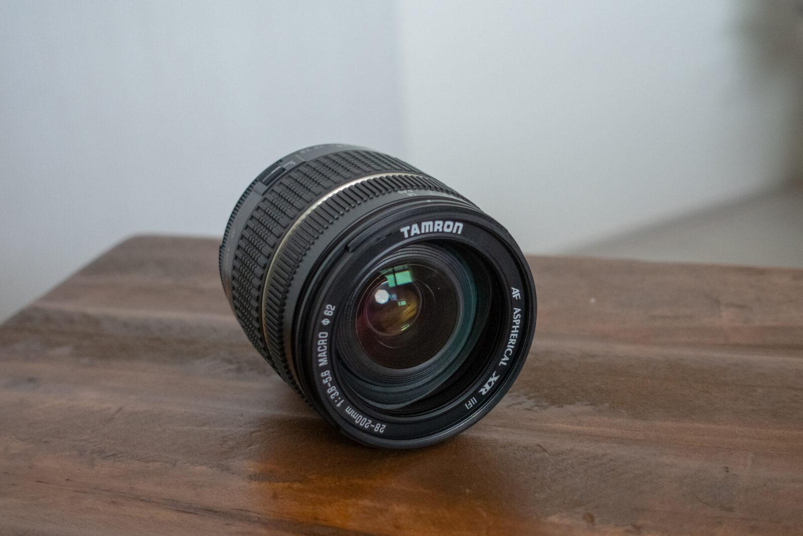 TAMRON 28-200mm F3.8-5.6 Macro 作例